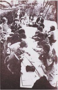 Spezialistenlager Gartz (Oder) Juli 1979